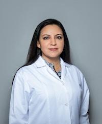Kvindelig læge